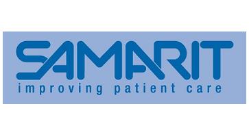 Samarit Logo distribuidor Costa Rica SireMed Equipo Medico