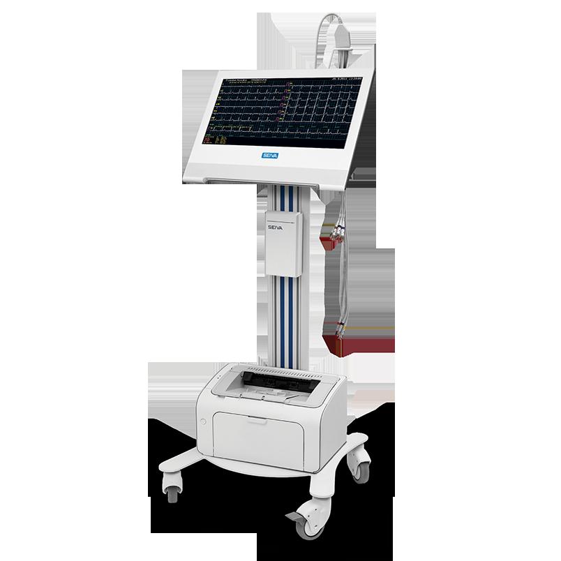 Equipo medico monitor SEIVA CardioWriter SireMed Costa Rica