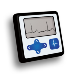 Cardiotrack ECG Holter monitor Seiva SIREmed Costa Rica