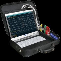 Equipo ECG de 12 canales/derivaciones tecnología inalámbrica SireMed Costa Rica