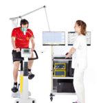 Sistema de análisis de intercambio de gases con ECG 12 derivaciones SIREmed Costa Rica