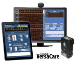 VersaCare monitor de telemetría rehabilitación cardiaca ScottCare SireMed Costa Rica