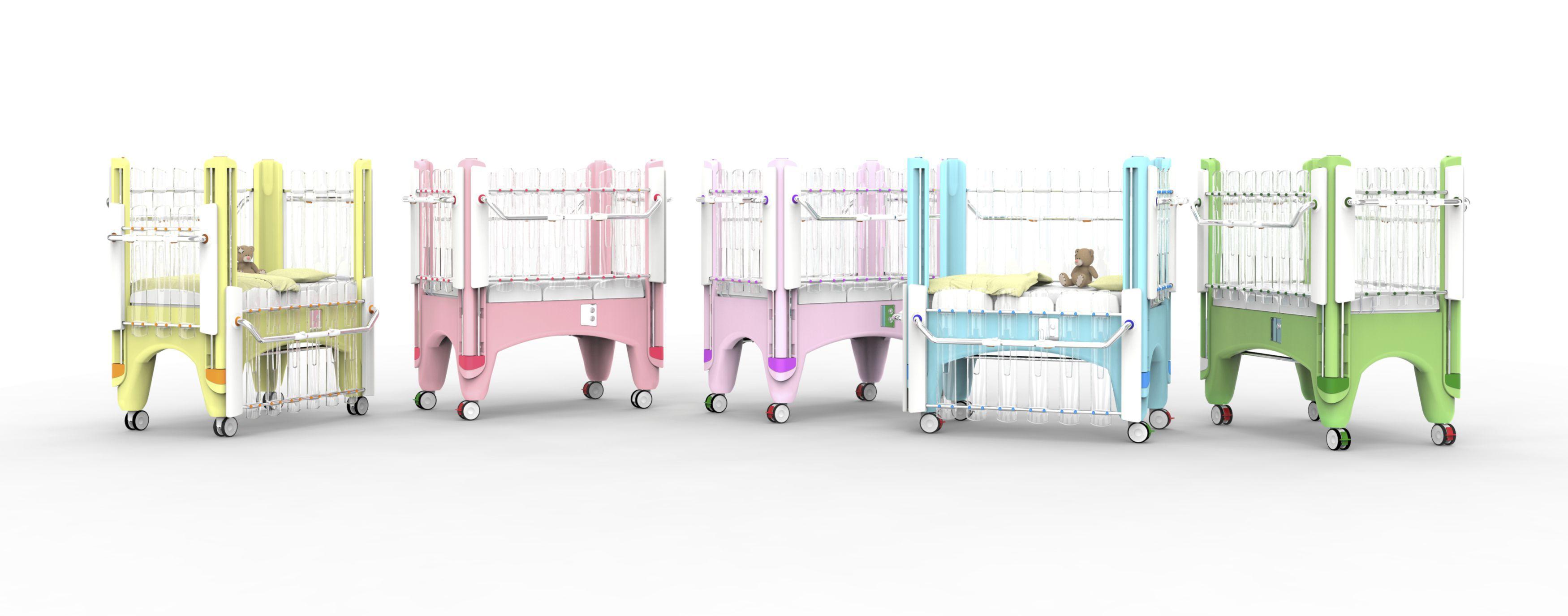 symba cama hospitalaria pediátrica eléctrica 3 - Costa Rica