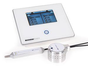 Modulas Touch Láser infrarrojo tratamiento del dolor y auriculoterapia SIREMed Costa Rica