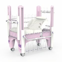 symba cama hospitalaria pediátrica eléctrica - Costa Rica